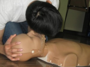 First Aid and CPR Training in Vancouver