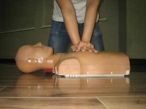 First Aid and CPR Training in Calgary