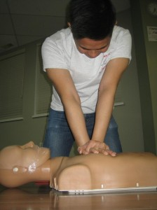 First Aid and CPR Training in Winnipeg
