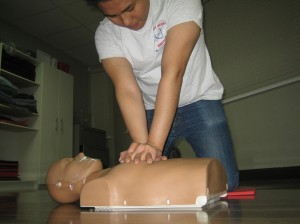 First Aid and CPR Training in Edmonton