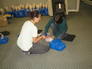 First Aid and CPR in Regina