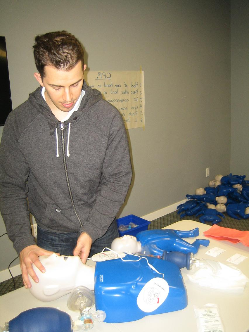 Workplace First Aid And Cpr In Vancouver First Aid And Cpr Training